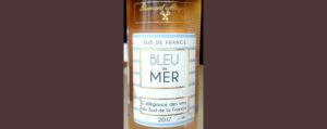 Отзыв о вине Bernard Magrez Bleu de Mer rose 2017