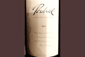 Отзыв о вине Bodega Norton Perdriel Vineyard selection 2010