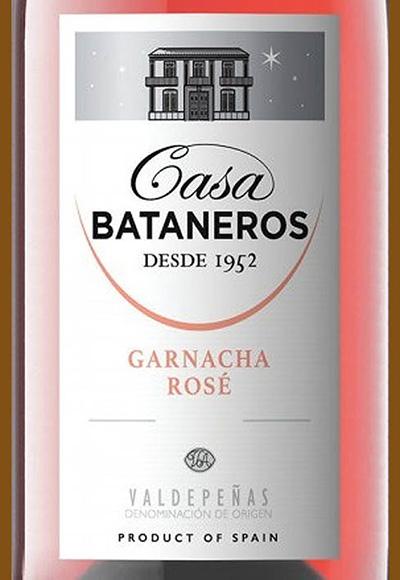 Отзыв о вине Casa Bataneros Garnacha rose 2017