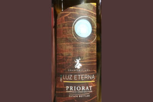 Отзыв о вине Maset del Lleo Luz Eterna Priorat 2012