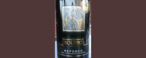 Отзыв о вине Moletto Refosco dal Peduncolo rosso 2016