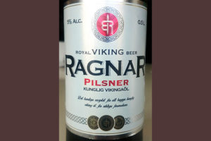 Отзыв о пиве Ragnar Pilsner royal viking beer