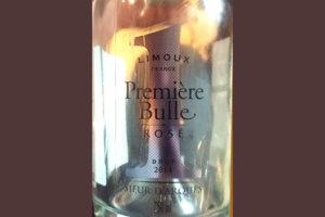 Отзыв об игристом вине Sieur D'Arques Premiere Bulle Rose Cremant de Limoux 2014