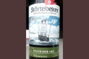 Отзыв о пиве Stortebeker Keller-Bier 1402