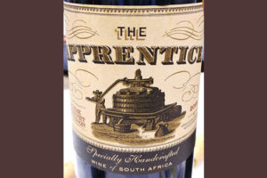 Отзыв о вине The Apprentice Shiraz Cabernet Sauvignon 2015