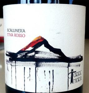 Отзыв о вине Torre Mora Scalunera Etna rosso 2012