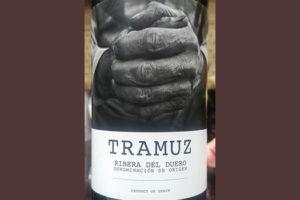 Отзыв о вине Tramuz Tempranillo Ribera del Duero 2015