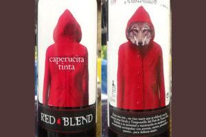 Отзыв о вине Afrutado Caperucita Tinta Red Blend 2017