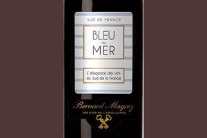 Отзыв о вине Bernard Magrez Bleu de Mer Rouge 2017