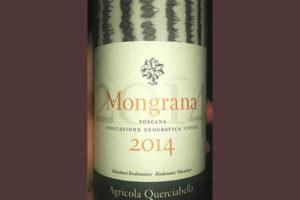 Отзыв о вине MASI Agricola Querciabella Mongrana Toscana 2014
