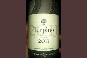 Отзыв о вине Agricola Querciabella Turpino Toscana 2011