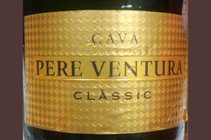 Отзыв об игристом вине Pere Ventura classic Cava