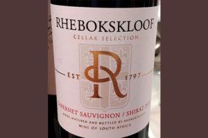Отзыв о вине Rhebokskloof Cellar Selection Cabernet Sauvignon Shiraz 2015