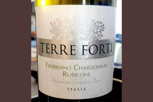 Отзыв о вине Terre Forti Trebbiano Chardonnay Rubicone 2017