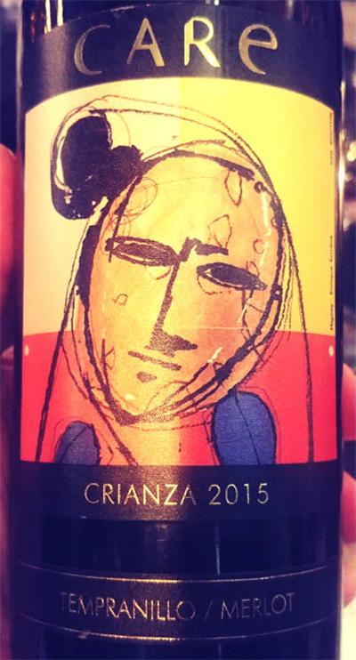 Отзыв о вине Bodegas Anadas Care crianza Carinena 2016