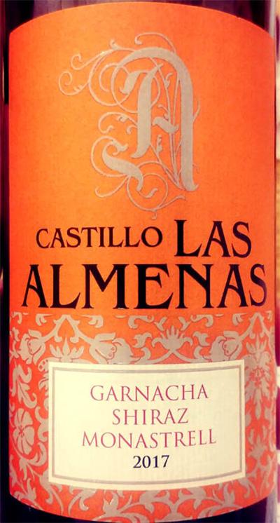 Отзыв о вине Castillo Las Almenas Garnacha Shiraz Monastrell 2017