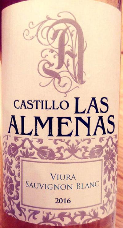 Отзыв о вине Castillo Las Almenas Viura Sauvignon Blanc 2016