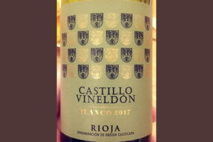 Отзыв о вине Castillo Vineldon Blanco 2017