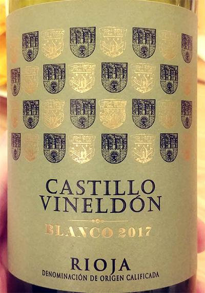 Отзыв о вине Castillo Vineldon Blanco 2017