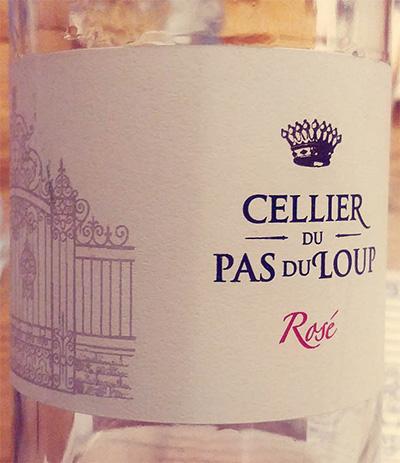 Отзыв о вине Cellier du Pas du Loup rose 2017