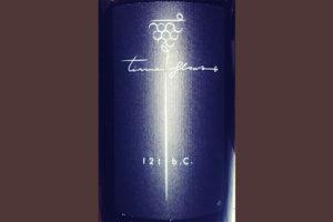 Отзыв о вине Contra Soarda Time Slow Carmenere 121 b.C. 2013