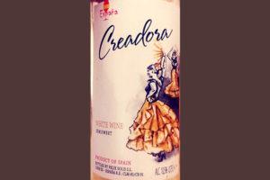 Отзыв о вине Creadora White Wine semisweet 2017
