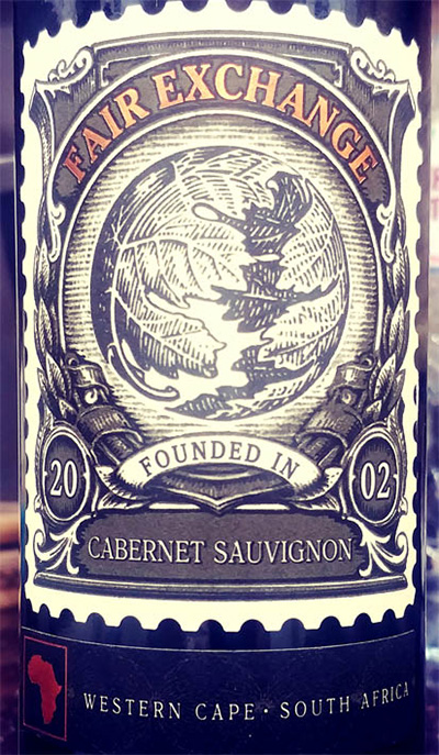 Отзыв о вине Fair Exchange Cabernet Sauvignon 2013