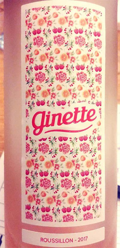 Отзыв о вине Ginette Roussillon rose 2017