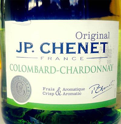 Отзыв о вине JP. Chenet Colombard-Chardonnay 2017