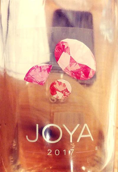 Отзыв о вине Joya rose 2017