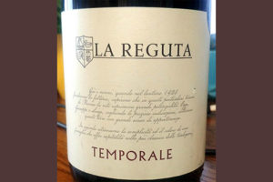 Отзыв о вине La Reguta Temporale 2016