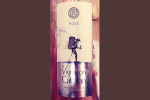 Отзыв о вине Le Vigneron Catalan rose Pays d'Oc 2017