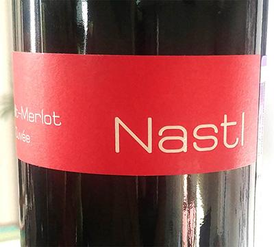 Отзыв о вине Nastl Zweigelt-Merlot klassik cuvee 2016
