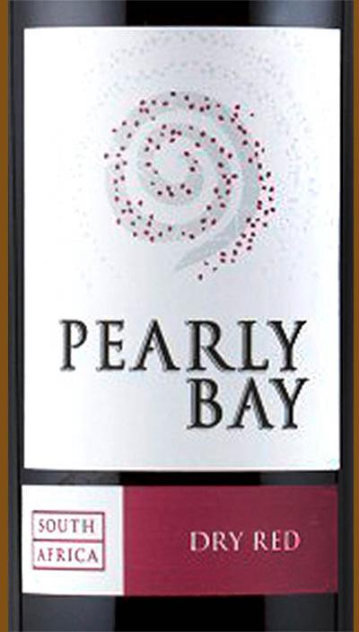 Отзыв о вине Pearly Bay dry red 2016