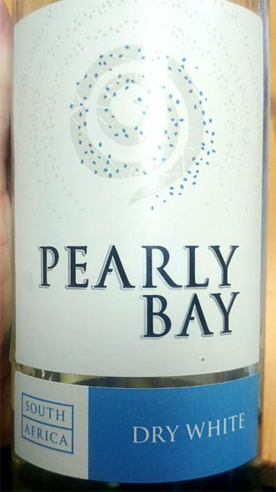 Отзыв о вине Pearly Bay dry white 2016