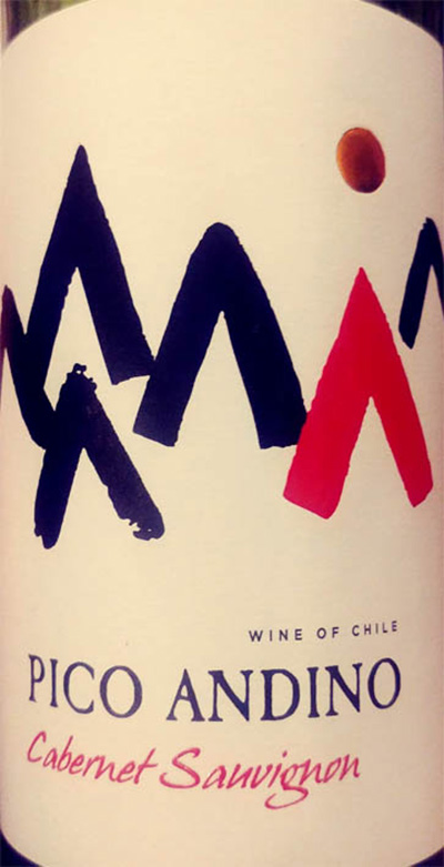 Отзыв о вине Pico Andino Cabernet Sauvignon 2017