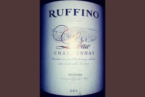 Отзыв о вине Ruffino Libaio Chardonnay 2014