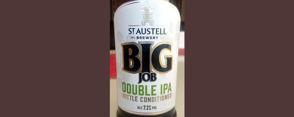Отзыв о St. Austell Brewery Big Job Double IPA