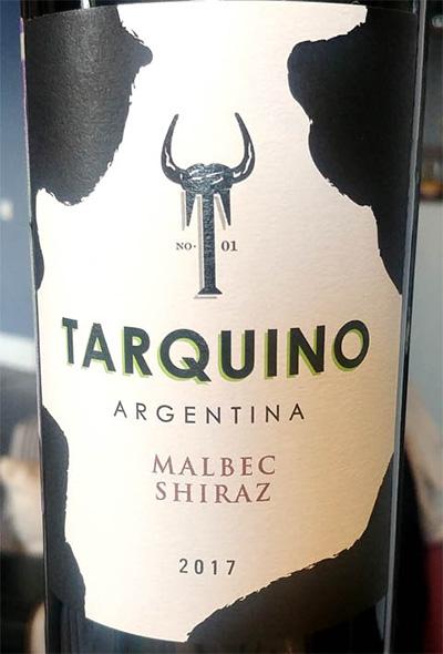 Отзыв о вине Tarquino Malbec Shiraz Argentina 2017