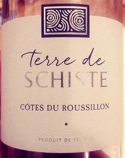 Отзыв о вине Terre de Schiste Cotes du Roussillon rose 2017