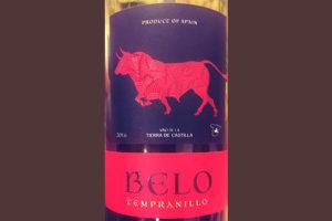 Отзыв о вине Tierra de Castilla Belo Tempranillo 2016