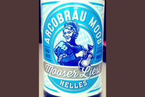 Отзыв о пиве Arcobrau Moos Mooser Liesl helles