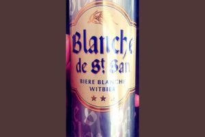 Отзыв о пиве Blanche de St. San