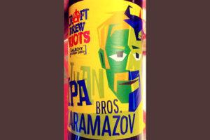 Отзыв о пиве Braustubl Karamazov bros. IPA