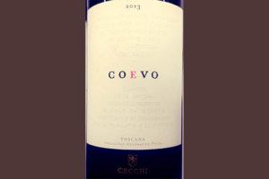 Отзыв о вине Cecchi Coevo Toscana 2013