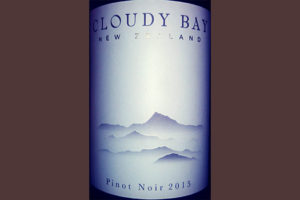 Отзыв о вине Cloudy Bay Pinot Noir New Zealand 2015