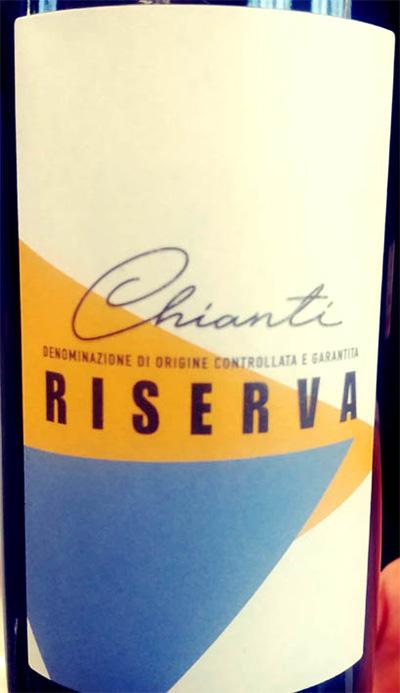 Отзыв о вине Colle Adimari Chianti riserva 2015