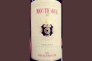 Отзыв о вине Frescobaldi Montesodi Toscana rosso 2015
