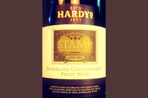 Отзыв об игристом вине Hardy's Stamp of Australia Sparkling Chardonnay Pinot Noir