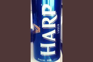 Отзыв о пиве Harp lager